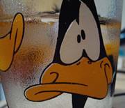 Meu copo de requeijão do patolino